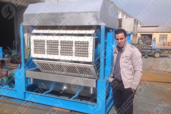 Aljazair-Pelanggan-Kunjungan-Pabrik