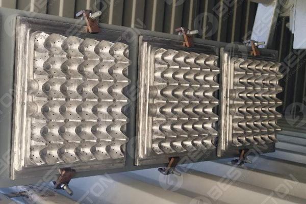 Cetakan Baki Telur Aluminium