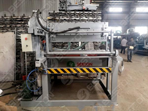 Beston Machine à plateaux d'oeufs en Indonésie