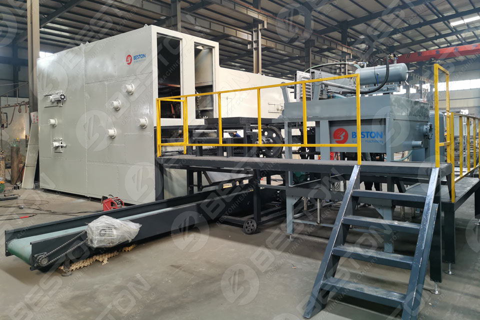 automatic egg tray machine for sale