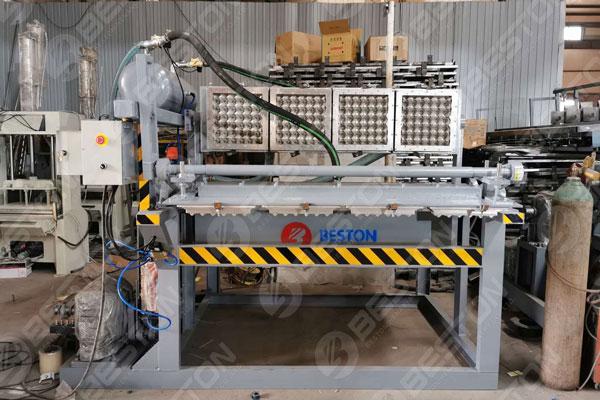 BTF1-4 Egg Tray Making Machine