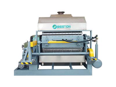 BTF4-4 Máquina para fabricar bandejas de huevos en Botswana