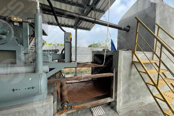 Sistema de secado de ladrillos