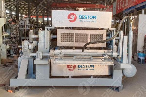 2500 PCS Egg Tray Manufacturing Machine