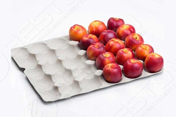 Bandeja de manzana con 30 posiciones