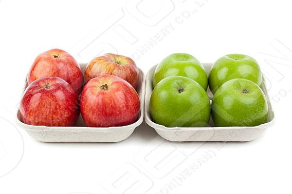 Bandejas de manzana fabricadas por Beston Equipo