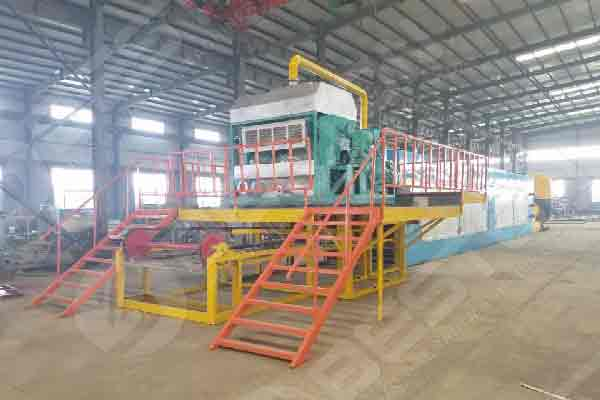 Automatic Paper Egg Tray Manufacturing Equipment