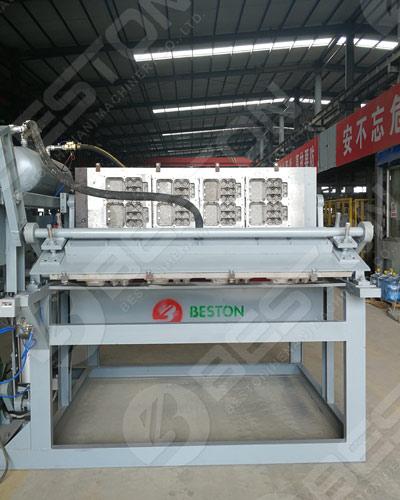 BTF1-4 Egg Carton Machine for Sale