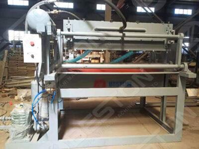 BTF1-4 Egg Tray Making Plant to Argentina