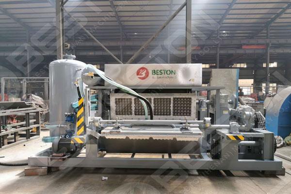 BTF4-4 Egg Tray Equipment From Beston China
