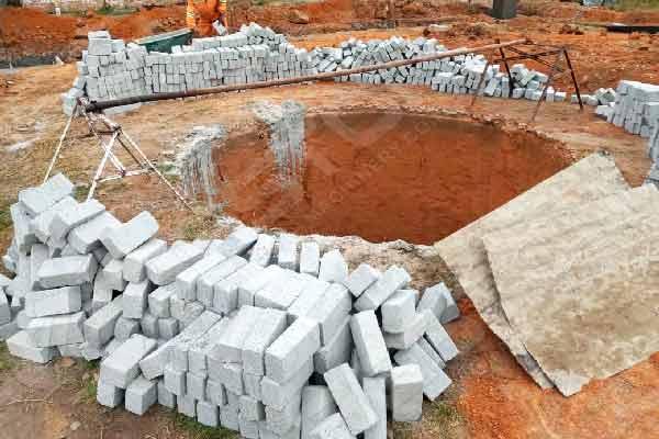 Beston Brick Drying System