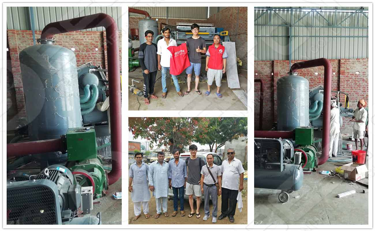 Beston Company And Indian Customers