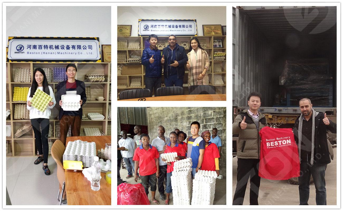 China Beston Company And Worldwide Customers