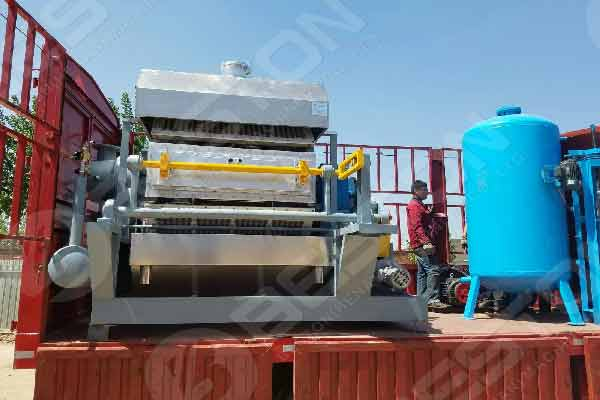 Beston Egg Tray Manufacturing Machine for Sale