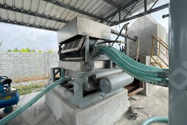 Egg Tray Manufacturing Machine in India