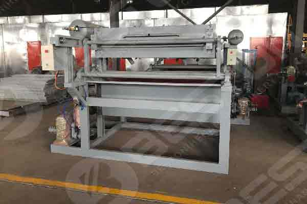 Manual Egg Tray Manufacturing Machine for Sale