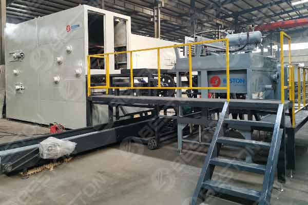 Manufacturing Egg Trays With Multi-layer Drying System