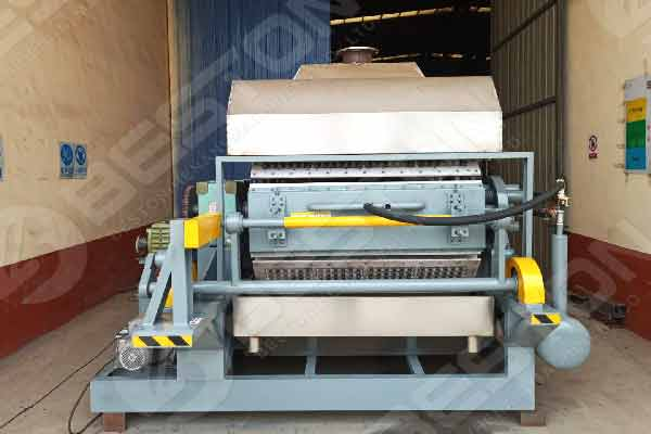 Paper Egg Tray Manufacturing Machinery