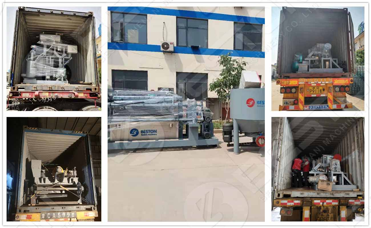 Pulp Egg Tray Manufacturing Machine for Delivery