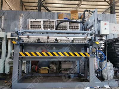 Beston Энергосберегающая машина для производства яичных картонных коробок
