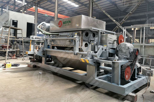 Fruit TrayMachine With Metal Drying System