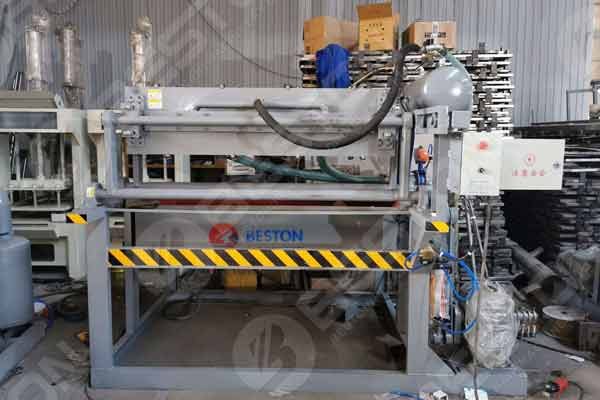 Máquina de bandeja de huevos asequible en Botswana