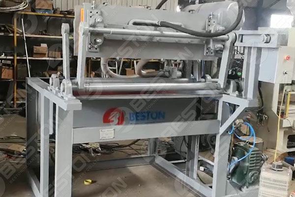 Machine de plateau d'oeufs BTF1-3 au Soudan