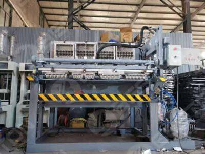 BTF1-4 Egg Carton Machine to Botswana