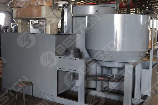 Beston Egg Tray Machine for Sale in Poland
