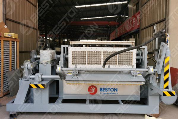 Beston Mesin Baki Telur Siap ke Peru
