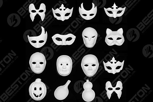 Masker Wajah yang Dapat Dibuat