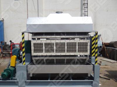 Machine de fabrication de plateaux à oeufs à vendre au Mexique
