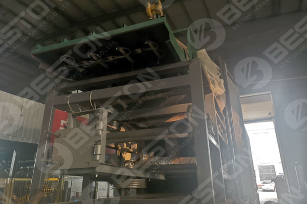 Multi-layer Metal Drying System to Russia