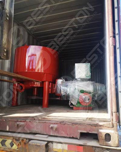 Pulping System to Bangladesh