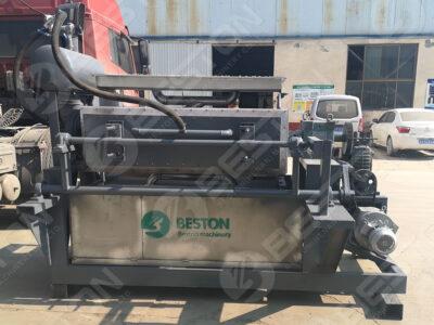 Machine de plateau d'oeufs de 2500 pièces au Guatemala