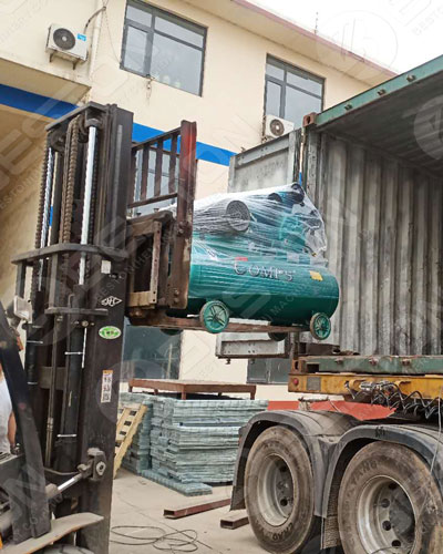 Shipping Details of Accessories to Nigeria